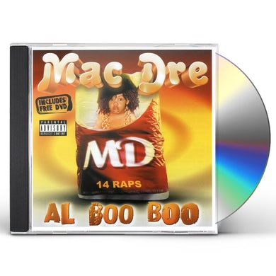 Mac Dre AL BOO BOO CD