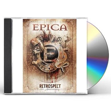 Epica RETROSPECT CD