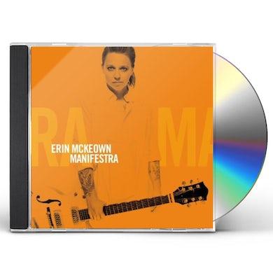 Erin McKeown MANIFESTRA CD