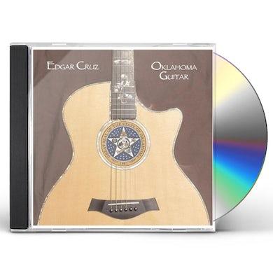 Edgar Cruz OKLAHOMA GUITAR CD