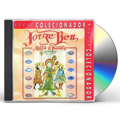 Jorge Benjor SOLTA O PAVAO CD