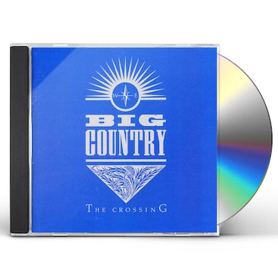Big Country CROSSING CD