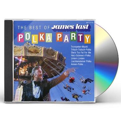 James Last BEST OF POLKA PARTY CD