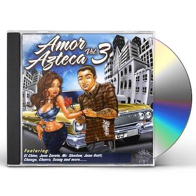 Kinto Sol AMOR AZTECA 3 CD