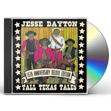 Jesse Dayton TALL TEXAS TALES CD