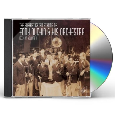 Eddy Duchin 1933-37 VOL 2 CD