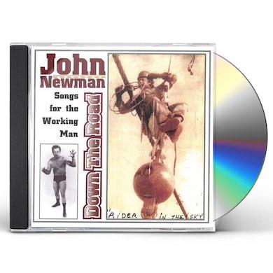 John Newman DOWN THE ROAD CD