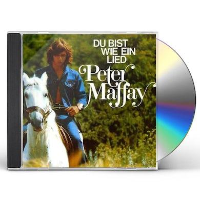 Peter Maffay DU BIST WIE EIN LIED CD