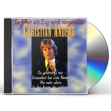 Christian Anders ES FAHRT EIN ZUG NACH NIRGENDWO CD