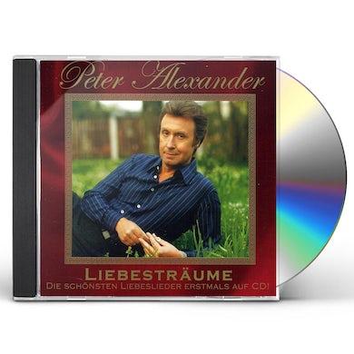 Peter Alexander LIEBESTRAUME CD