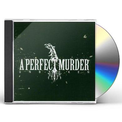 Perfect Murder UNBROKEN CD
