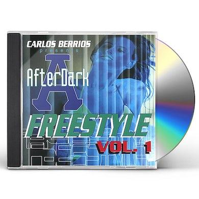 Carlos Berrios AFTER DARK FREESTYLE 1 CD