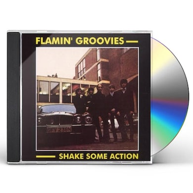 Flamin Groovies SHAKE SOME ACTION CD