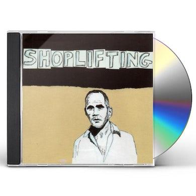 Shoplifting EP CD