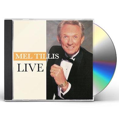 Mel Tillis LIVE CD