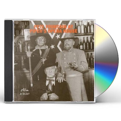 Pete Fountain AT PIPER'S OPERA HOUSE CD