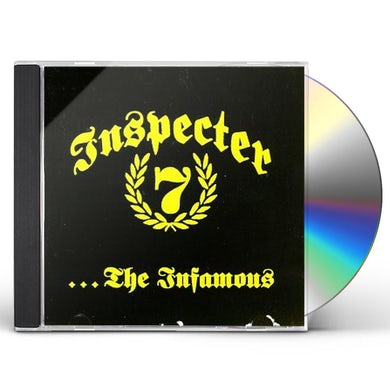 Inspecter 7 INFAMOUS CD