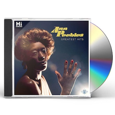 Ann Peebles GREATEST HITS CD