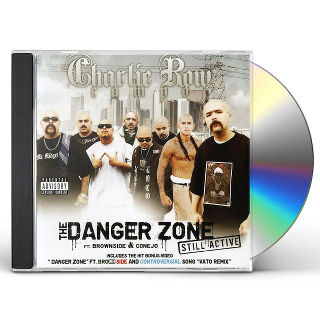 Charlie Row Campo DANGER ZONE CD