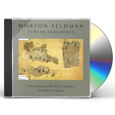 TURFAN FRAGMENTS CD