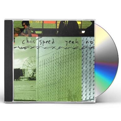 Chris Speed YEAH NO CD