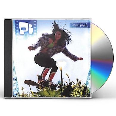 PI IRRATIONAL CD