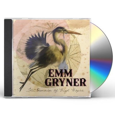 Emm Gryner SUMMER OF HIGH HOPES CD