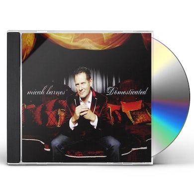 Micah Barnes DOMESTICATED CD