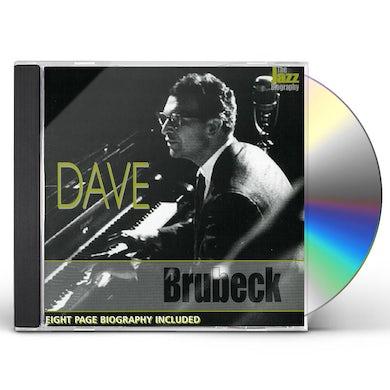 Dave Brubeck JAZZ BIOGRAPHY CD