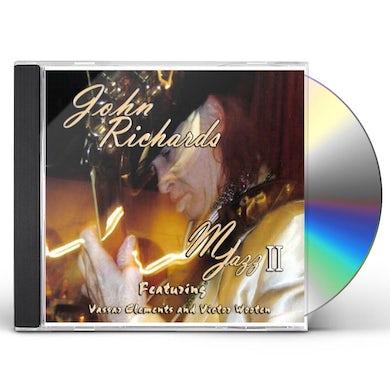 John Richards MY JAZZ II CD