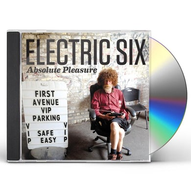 Electric Six ABSOLUTE PLEASURE CD