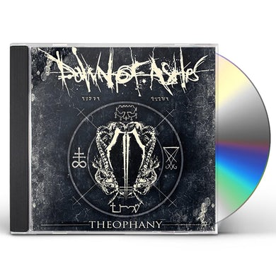 Dawn Of Ashes THEOPHANY CD
