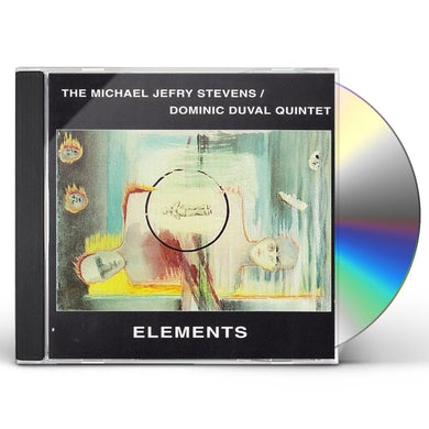 Dominic Duval ELEMENTS CD