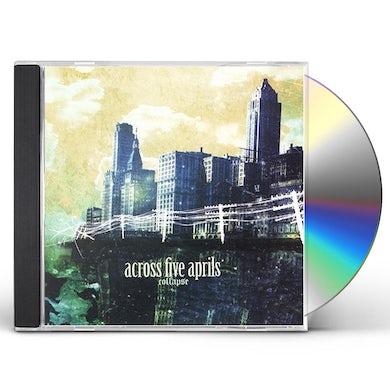 Across Five Aprils COLLAPSE CD