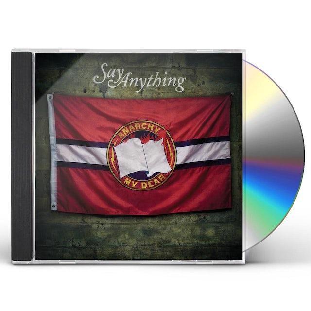 Say Anything ANARCHY MY DEAR CD