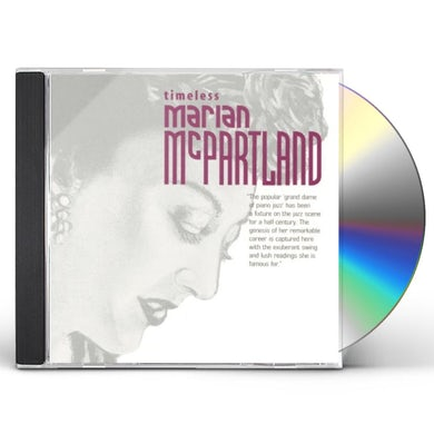 TIMELESS MARIAN MCPARTLAND CD