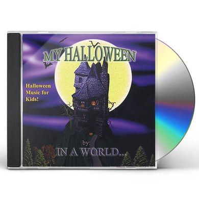 In a World MY HALLOWEEN CD