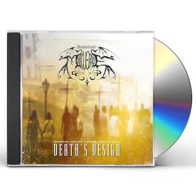 DIABOLICAL MASQUERADE DEATH'S DESIGN CD