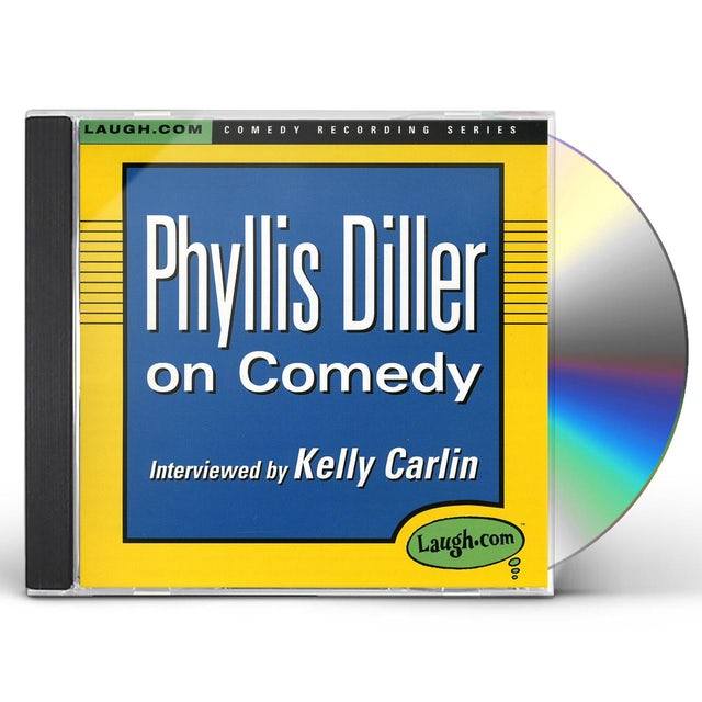 Phyllis Diller ON COMEDY CD
