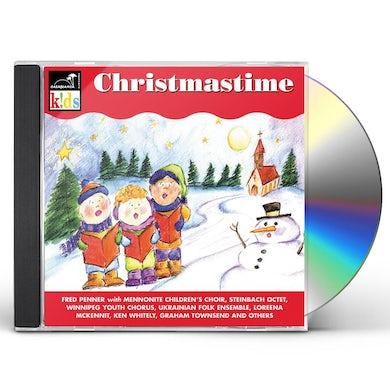 Fred Penner CHRISTMASTIME CD
