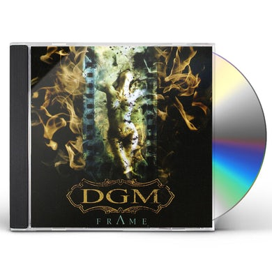 DGM FRAME CD