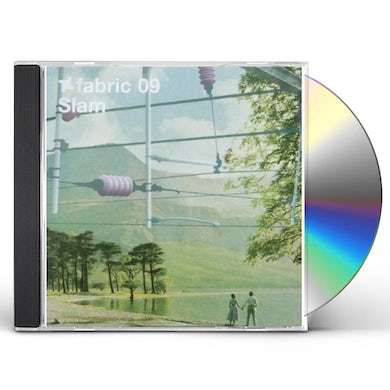Slam FABRIC 9 CD