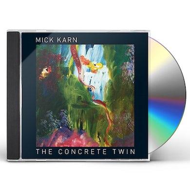 Mick Karn CONCRETE TWIN CD
