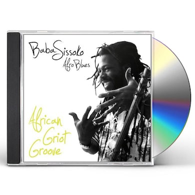 BABA SISSOKO AFRICAN GRIOT GROOVE CD