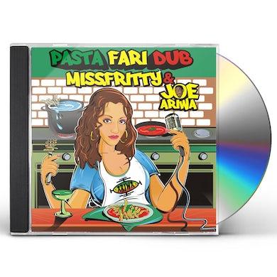 Miss Fritty & Joe Ariwa PASTAFARI DUB CD
