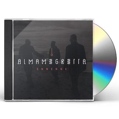 Almamegretta ENNENNE CD
