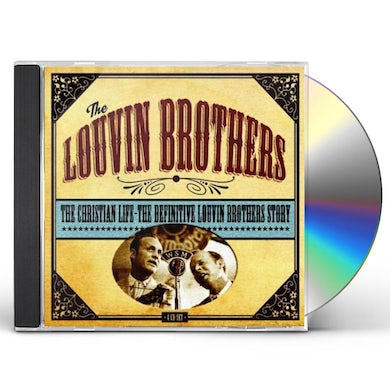 CHRISTIAN LIFE: DEFINITIVE LOUVIN BROTHERS STORY CD