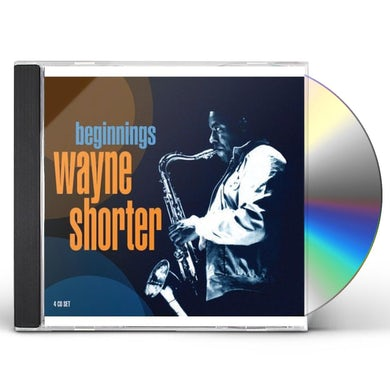 Wayne Shorter BEGINNINGS CD