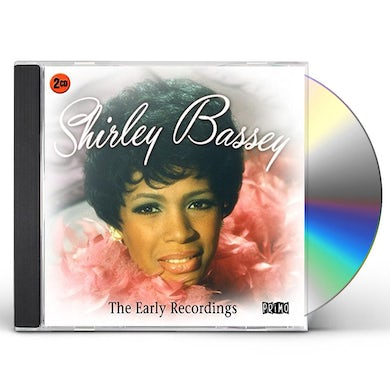 Shirley Bassey EARLY RECORDINGS CD