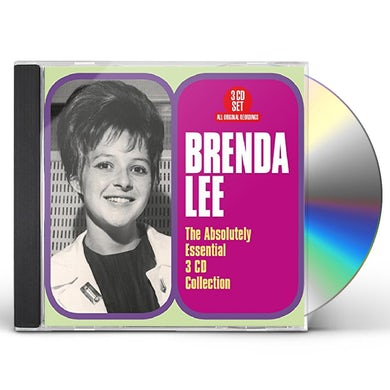 Brenda Lee ABSOLUTELY ESSENTIAL 3 CD COLLECTION CD